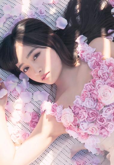 橋本環奈の美ワキなワキフェチ画像