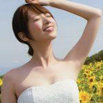 橋本奈々未(乃木坂46)の美ワキなワキフェチ画像