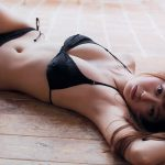 大川藍の美ワキなワキフェチ画像