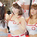 東京オートサロン2017コンパニオン&レースクイーンのワキフェチ画像