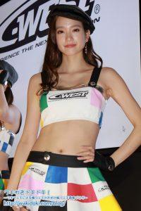 東京オートサロン2020 C-WEST/FLEX GIRL レースクイーン画像