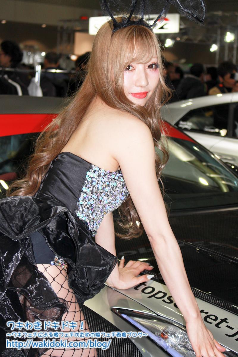 東京オートサロン2020 Liberty Walk/TOP SECRET/SUZUKI/Elut他コンパニオン画像
