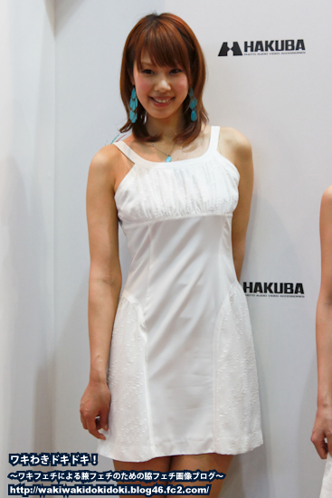 CP+コンパニオン&モデル画像HAKUBA白馬