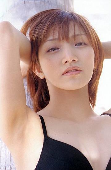 後藤真希の美ワキなワキフェチ画像