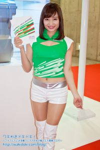 東京モーターショー2017日本特殊陶業イベントコンパニオン&レースクイーン画像