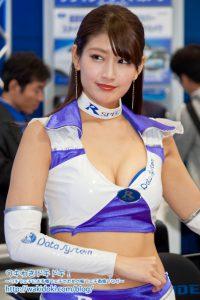 東京モーターショー2017データシステムのレースクイーン&イベントコンパニオン画像
